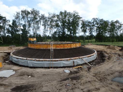 Projekt WP, Emsdetten, Nordrhein-Westfalen