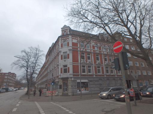Projekt Georg-Wilhelm-Straße, Hamburg