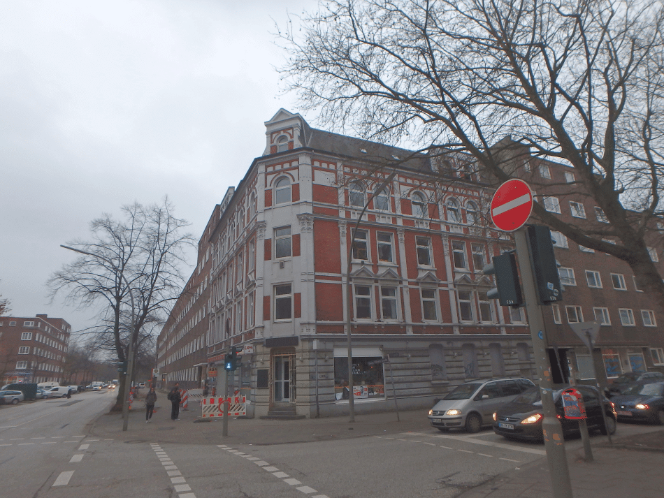 Georg Wilhelm Straße Hamburg